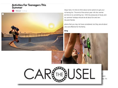 carousel-summer