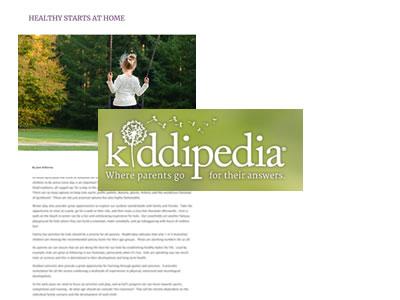 kiddo-healthy-start
